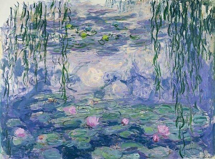 Impressionnisme claude monet les nymphéas